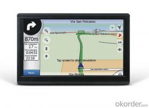 Sat Nav 7 Inch GPS MStar 500MHz WinCE 6.0 Flash 4G DDR 128MB