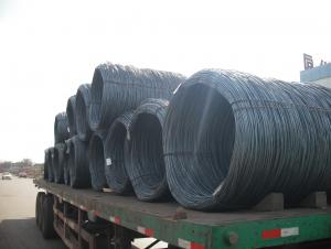High Quality Hot Rolled Carbon Steel Wire Rod