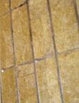 Rock wool board for fire proof absorption insulation