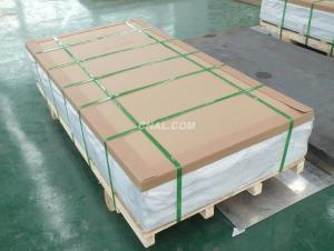 Aluminum Sheets 1xxx Hot Rolled