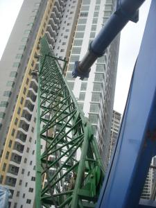 SCD160 ZHONGLIAN BRAND TOWER CRANE