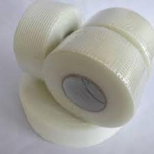Self-adhesive fiberglass mesh tape 70g