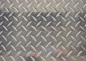 Diamond Embossed Aluminum Sheets 1xxx