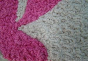 Polyester Hook Carpet