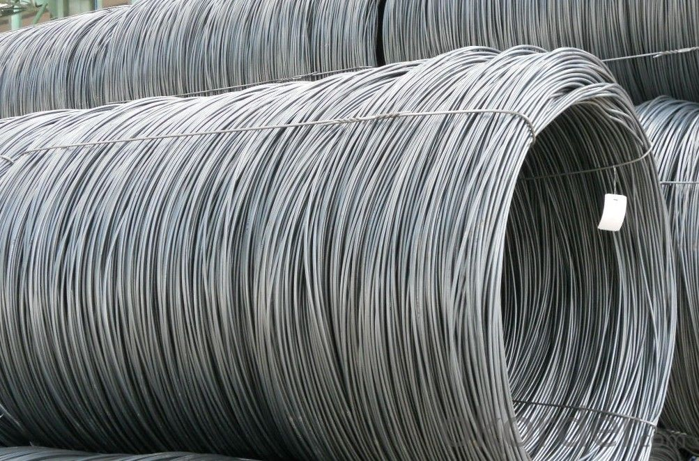 wholesale High quality SAE1008B Steel Wire Rod