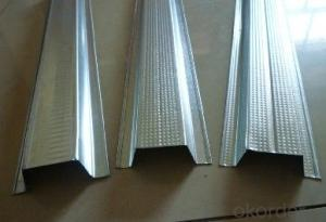 Light Steel Keel / Galvanized Steel Profile / Track /Drywall Metal Stud / Partition
