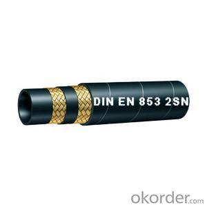 Rubber Hose 2SN DN12