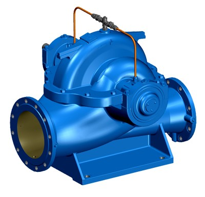 Double Suction Horizontal Split Casing Centrifugal Pump
