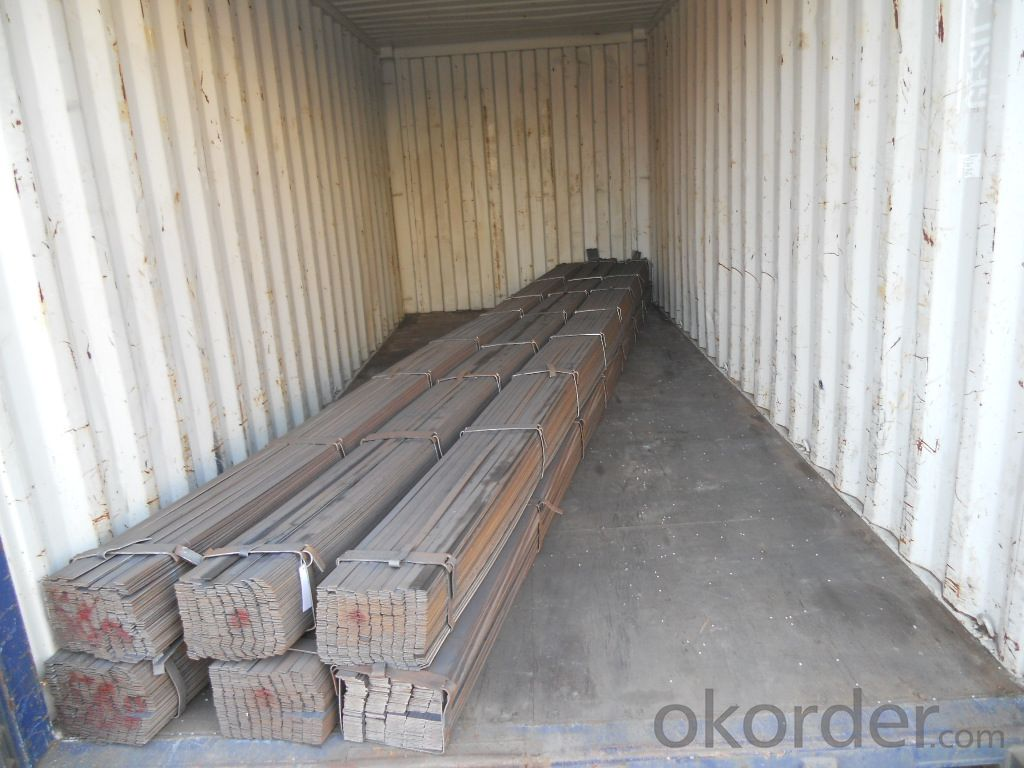 Hot Rolled Flat Steel Bars SS400