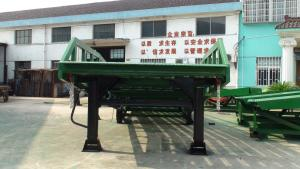 Mobile hydraulic dock lever