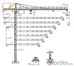 Potain Tower Crane--MC230A