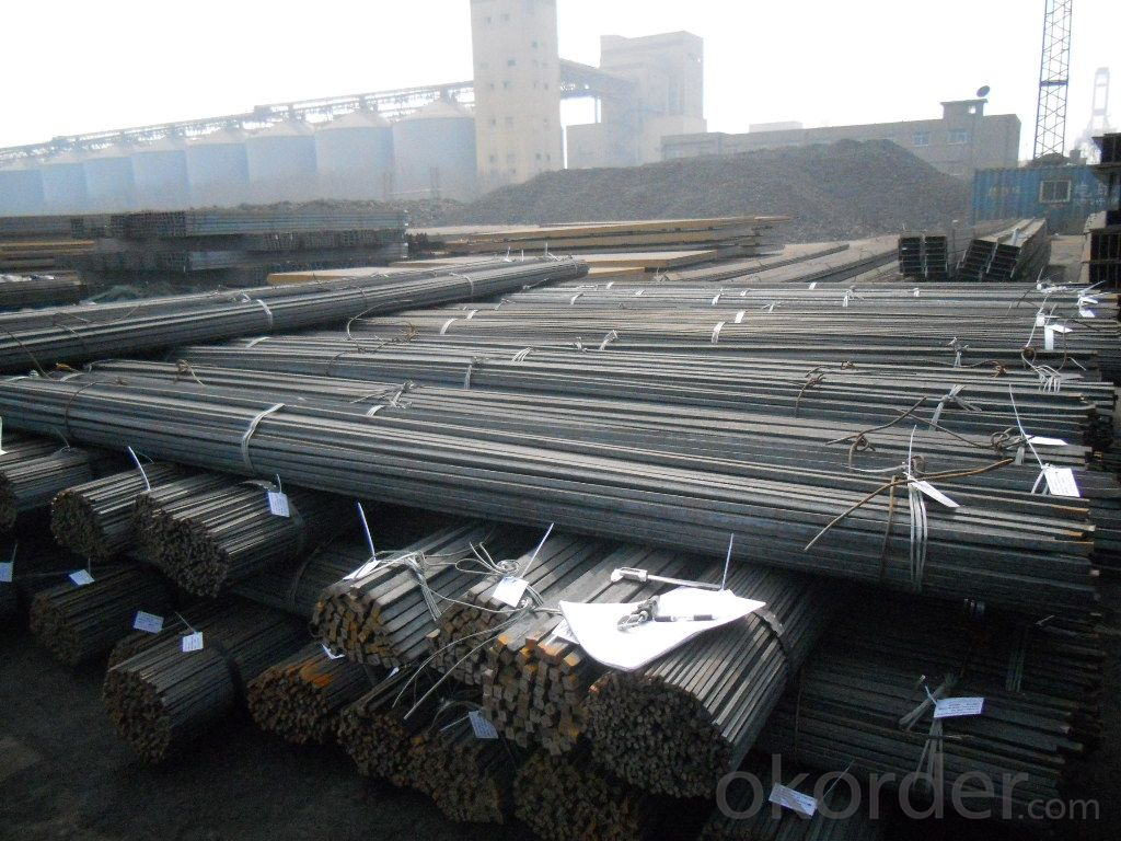 Stainless Steel Square Bar with Grade Q235 and Q275