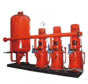 Vertical Booster Pump System
