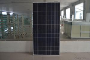 Polycrystal Solar Panel HSPV270WP-156-72P