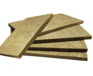 Industrial insulation rock wool board