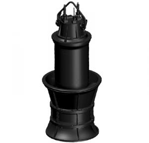 Axial Flow Submersible Electric Pump