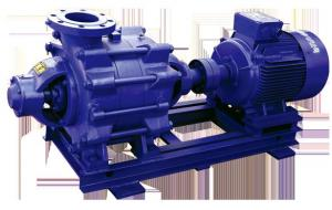 KQDW series horizontal single-suction multi-stage centrifugal pump