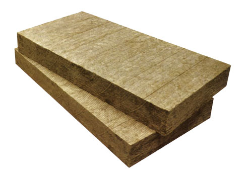 Rock wool board for insulation