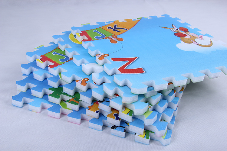 Outdoor waterproof cushion, interlocking foam puzzle mat, education floor mat