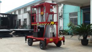 Mast-Self-propelled hydraulic lift table