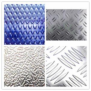 Embossed Aluminum Sheet/Coil
