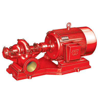Horizontal  Pump For Firefighting