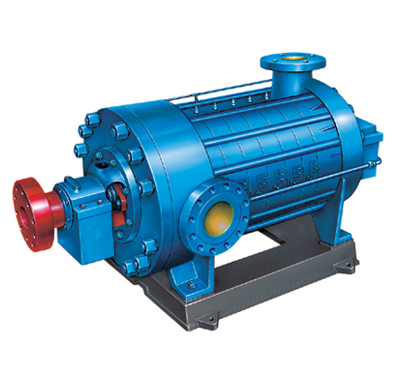High-Pressure Multistage Pump