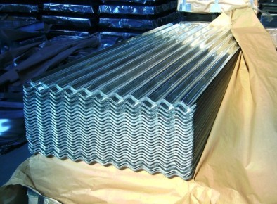 Galvanized Corrugated Steel Coil in High Quality