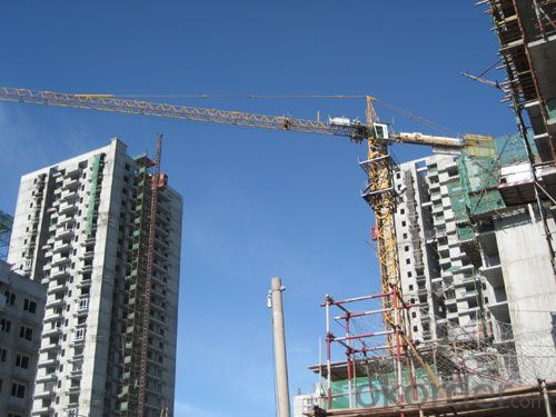 Potain Tower Crane--MC170A
