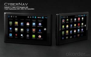 CyberNav - Android 2.3 Tablet GPS Navigator with 7 Inch Touchscreen L303