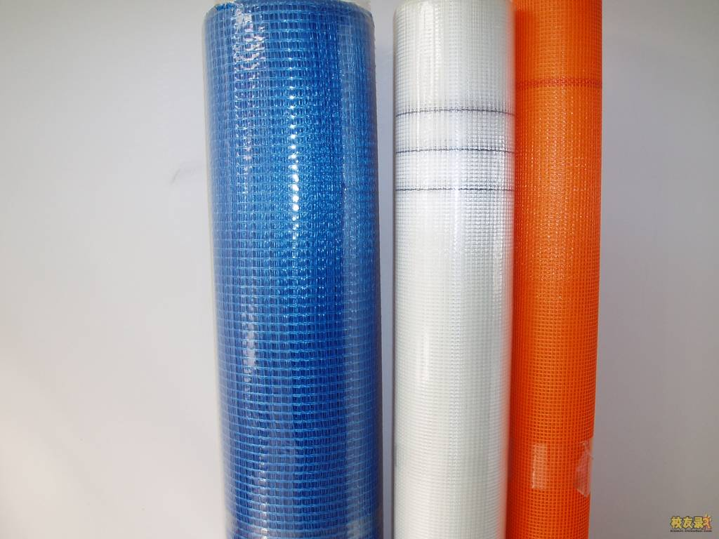 Self-adhesive fiberglass mesh cloth 165g