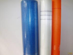 Self-adhesive fiberglass mesh cloth
