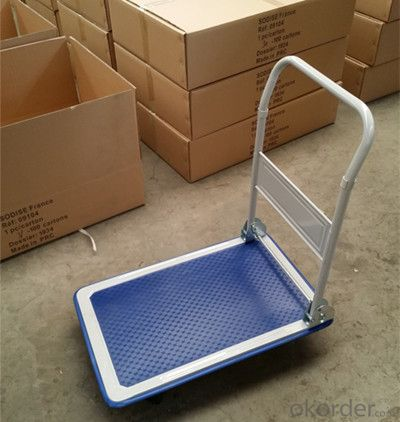 Qingdao Supply Platform Folding Hand Truck PH150 PH300