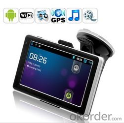 CyberNav Mini - Android 2.3 Tablet GPS Navigator with 5 Inch Touchscreen L309