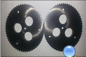 Silicon Nitride Gear Product