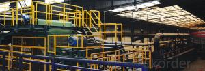 Rockwool production line 3.5 Mton Annual Capacity