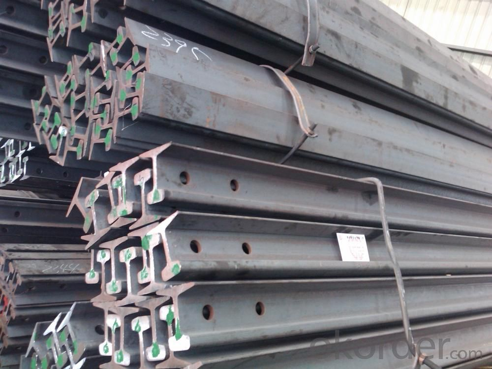 Steel Light Rail Grade Q235