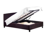 UKFR Faux Leather PU Bed CM-LBDO4