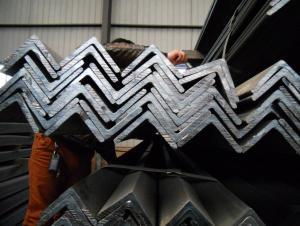 High Quality Steel Angle Bar, Angle Steel from China