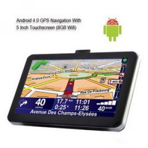 Vehicle GPS Navigation 5inch L336