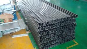galvanized C steel profiles or cold rolled steel profile