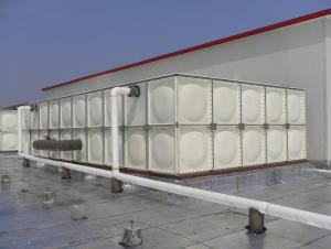 SMC/FRP/GRP Water Tank with High Strength and Long Durability