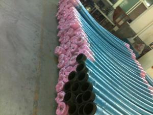 Concrete Pump Rubber End Hose DN150