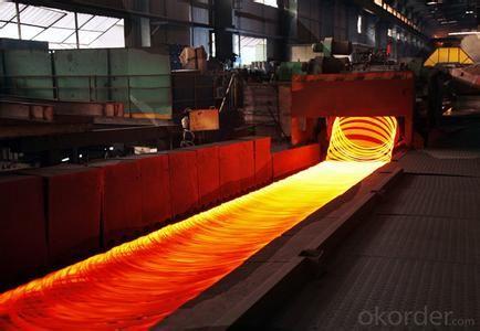 Q195 Steel Wire Rod