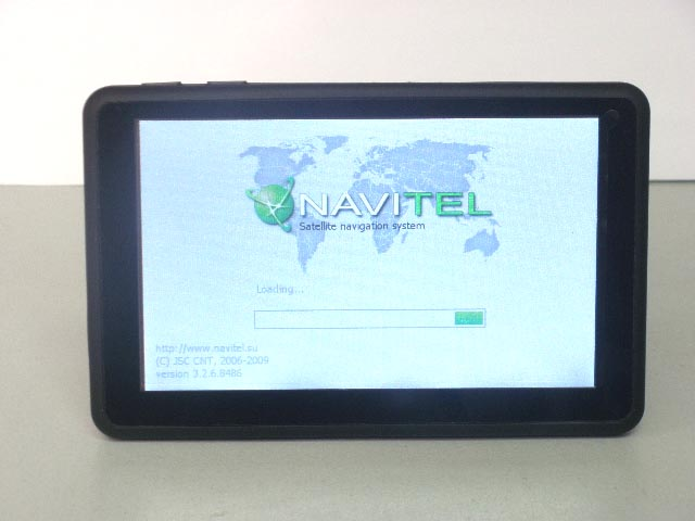 5.0 Inch Touch Screen Navigator GPS with DVR Camera