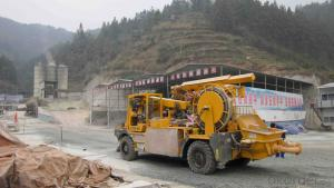 KC30 Shotcrete Robot