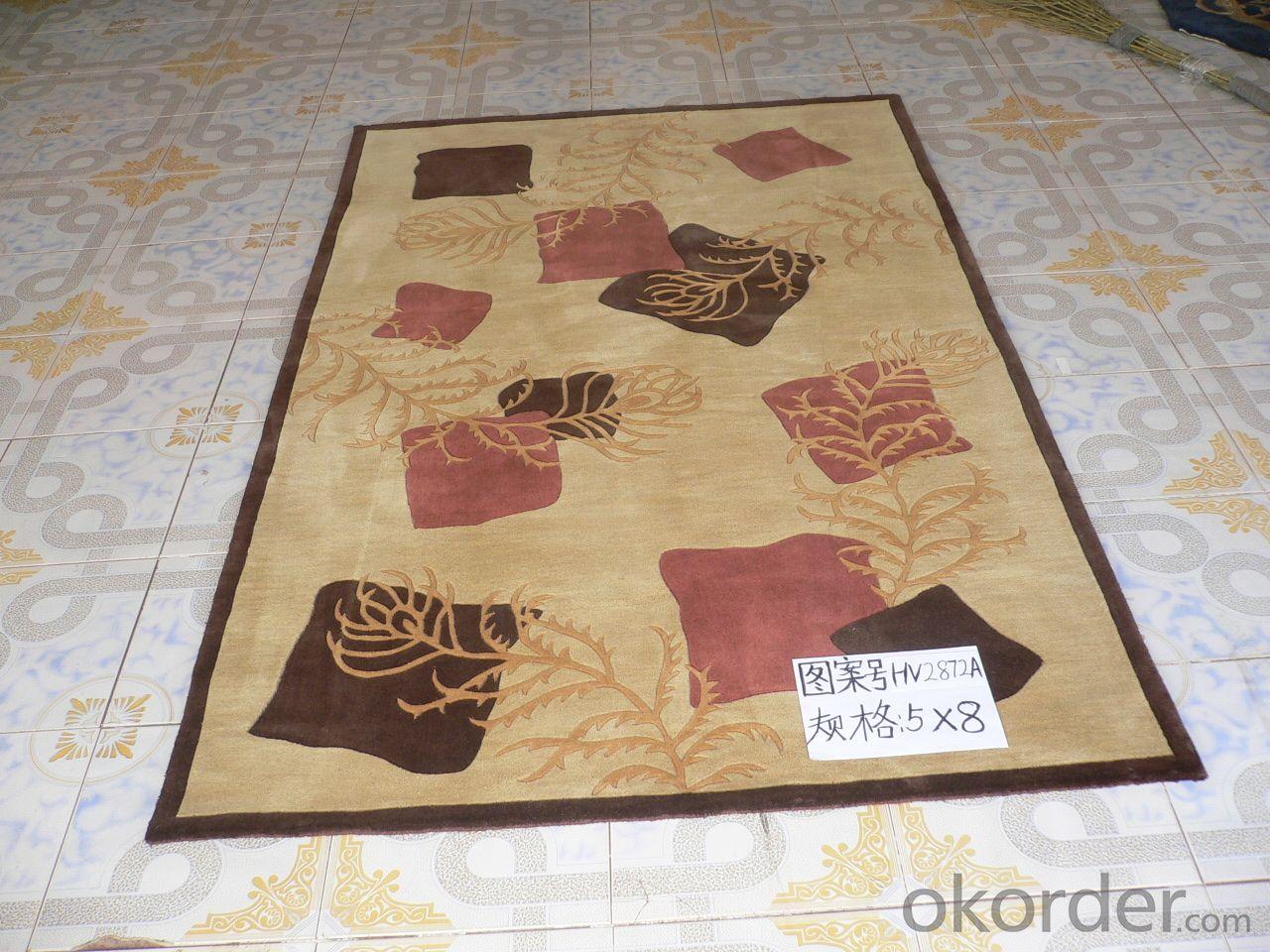 Modern Hand Tufted Floor Carpet
