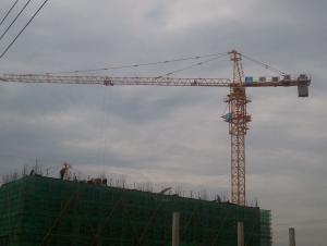 SJ TOWER CRANE QTZ80-TC5810