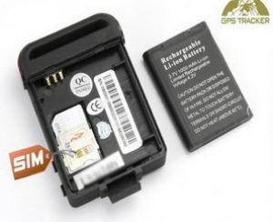Mini Global GPS Tracker L001