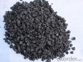 Calcined Petroleum Coke Specification of CNBM in China